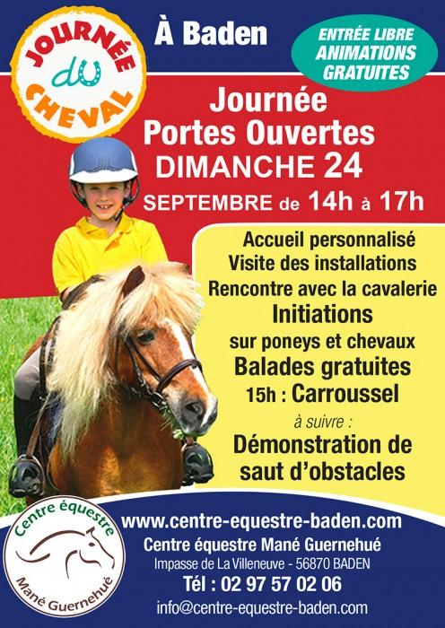 Journée du Cheval à Baden Portes ouvertes au Centre équestre