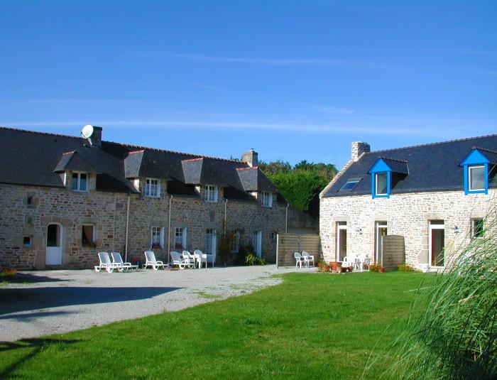 Gîte près du centre équestre de Baden en Morbihan