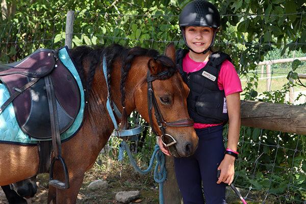 l'équitation plaisir au centre équestre de Baden