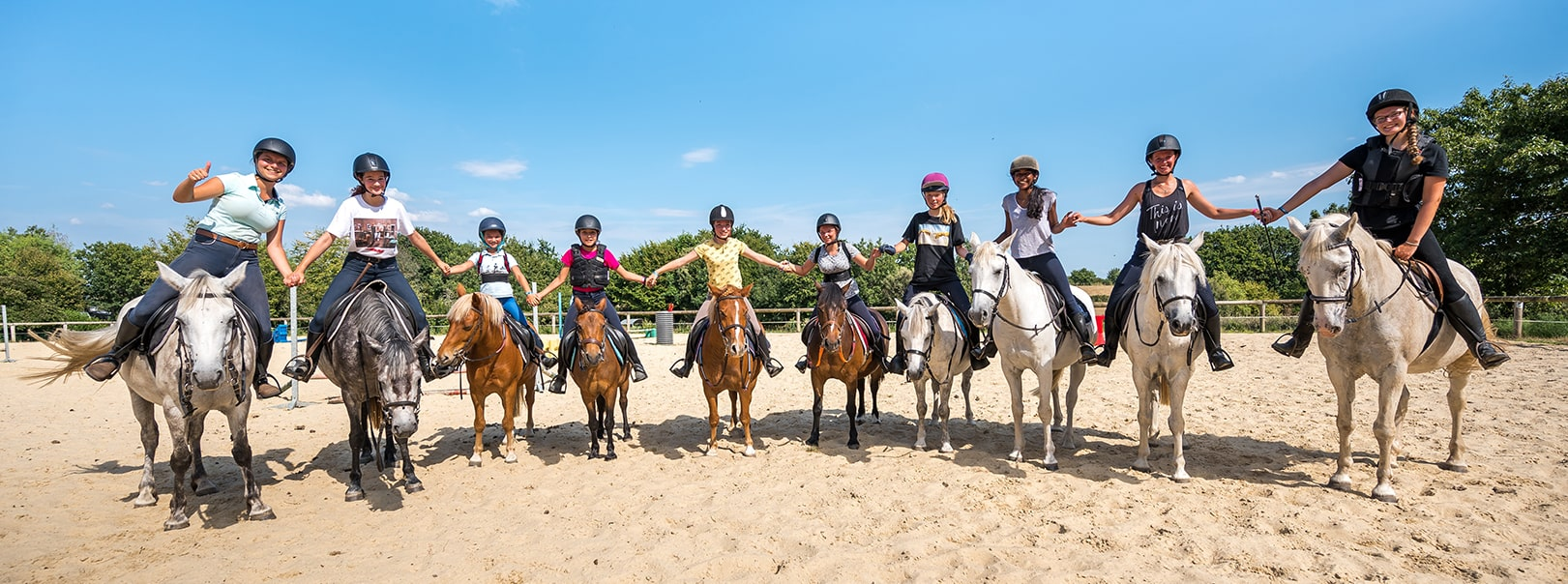 Intensive 5-day Horse Riding Courses during Easter Holiday